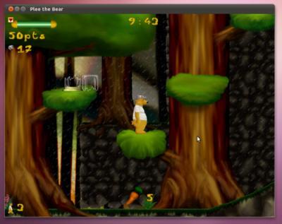 بازی کامپیوتری Plee the Bear